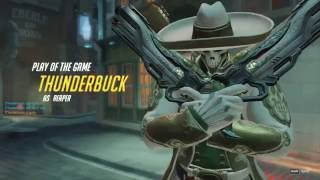 Reaper Butt Clenching Ult Point Save