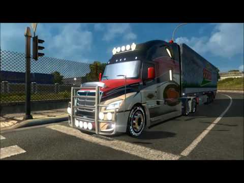 Freighliner Cascadia for the 1.26.x