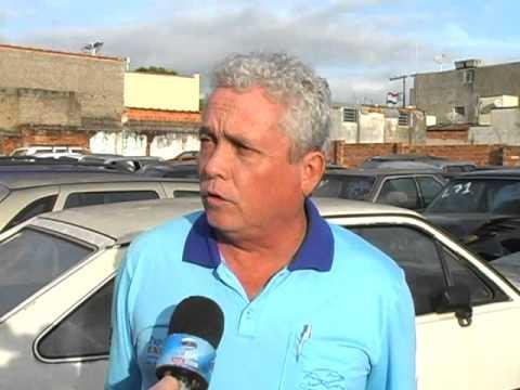 Leilão de veículos apreendidos deverá acontecer em Guaxupé nos dias 16 e 17 de julho