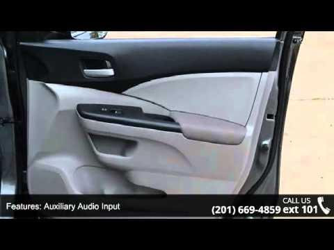 2012 Honda CR-V LX - Prestige Pre-Owned Franklin Turnpike...