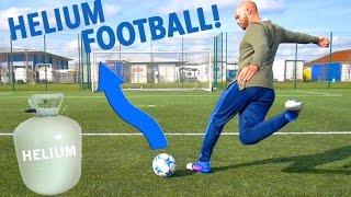 Video THE HELIUM FOOTBALL TEST! MP3, 3GP, MP4, WEBM, AVI, FLV April 2019