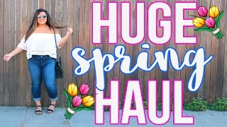 HUGE SPRING HAUL | Topshop, Forever21, Urban Outfitters + More!! by MissRemiAshten