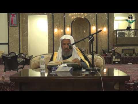شرح كتاب الجهاد من (عمدة الفقه لابن قدامة) محافظة حوطة بني تميم  الدرس  الثالث عشاء الخميس 9 /5 / 1437هـ