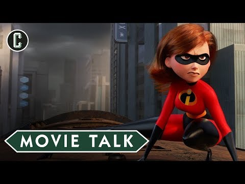 Incredibles 2 Trailer Brings Back Pixar's Powerful First Family - Movie Talk