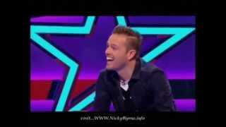 Nicky Byrne Big Stars Litte Star pt 2