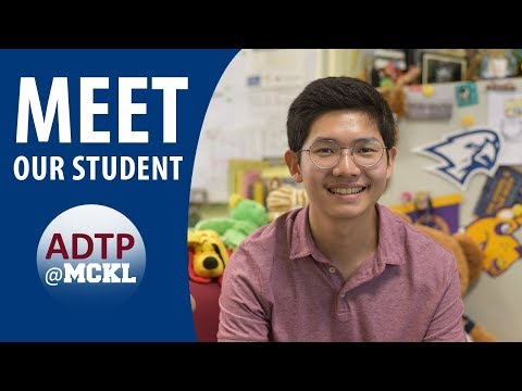 ADTP@MCKL | You get to hang out with both American and International students!