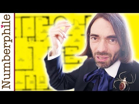 Video The Mathematician's Office - Numberphile download in MP3, 3GP, MP4, WEBM, AVI, FLV January 2017