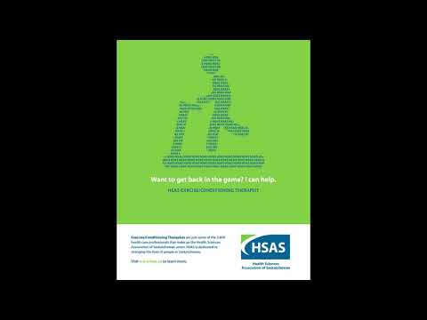 HSAS Exercise/Conditioning Therapist