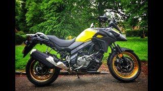 4. 2017 Suzuki V-Strom 650 Review