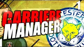 Video FIFA 17 | CARRIÈRE MANAGER | LEICESTER #01 MP3, 3GP, MP4, WEBM, AVI, FLV Oktober 2017