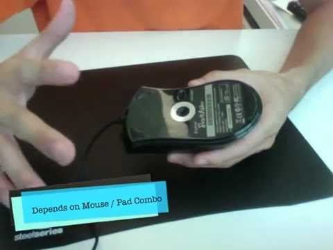 How to Apply Mouse Feet & Difference between 0.18mm / 0.5mm