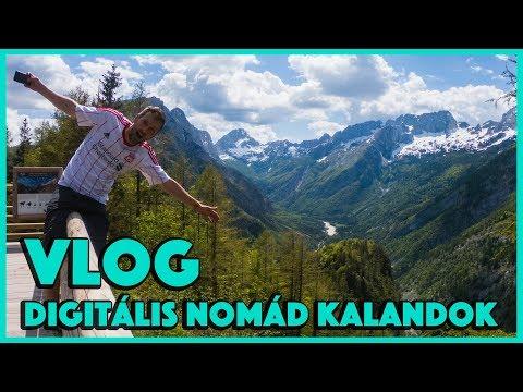 Utazom, ahogy még sosem - Digitális nomád kalandok - Hegyek, hegyek, hegyek! // Mixlevi