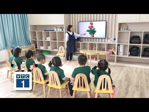 Thế giới công nghệ qua con mắt trẻ thơ - Thời lượng: 3 phút, 28 giây.
