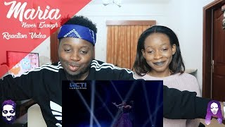 Video MARIA - NEVER ENOUGH (Loren Allred) - Spekta Show Top 7 - Indonesian Idol 2018 REACTION VIDEO MP3, 3GP, MP4, WEBM, AVI, FLV Mei 2018