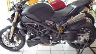 8. 2013 Ducati Streetfighter 848 ''Dark Stealth'' vs. Red vs. Yellow 132 Hp * see also Playlist