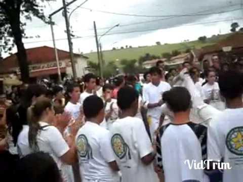 Capoeira em Arandu sp