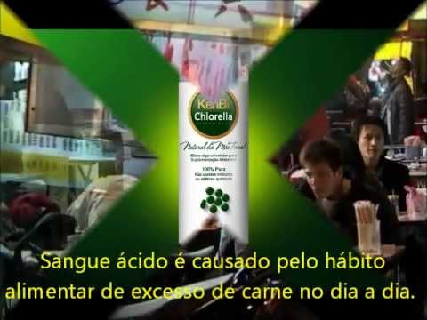 Kenbi Chlorella 100% : Pura e Natural