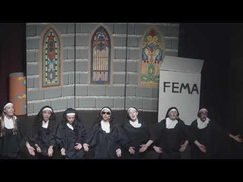hot nuns