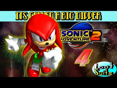 Sonic Adventure 2 Ep. 4 | Loot Suits | Colorblind and Way Behind