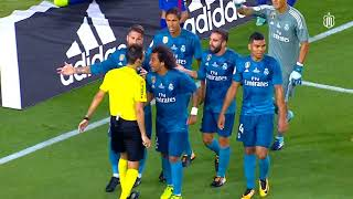 Video 10 Ridicilous Referee Decisions Against Real Madrid ( El clásico) MP3, 3GP, MP4, WEBM, AVI, FLV Juni 2019