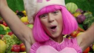 LazyTown S03E12 Breakfast At Stephanie's 1080p Icelandic.