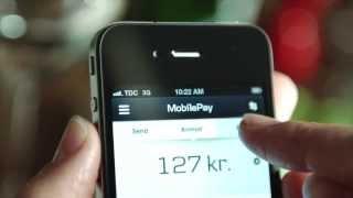 MobilePay YouTube video
