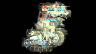 10. Polaris RZR - 88 hp 900 Twin EFI engine