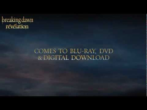 [HD] The Twilight Saga - Breaking Dawn Part 2 : DVD and Blu-Ray Spot