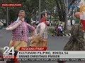24 Oras: Kulturang Pilipino, ibinida sa Grand Christmas Parade