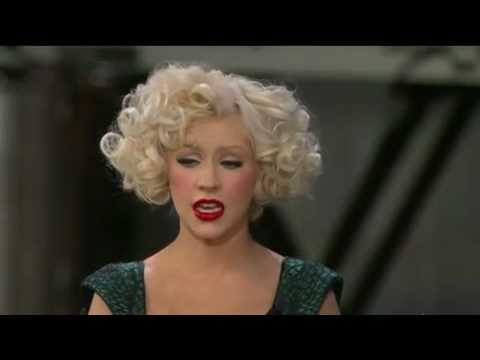Christina Aguilera – Oprah Interview 2010