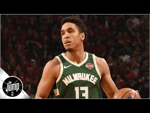 Video: Malcolm Brogdon to be traded from Bucks to Pacers, sign $85 million deal | The Jump