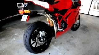 7. 2005 Ducati 749R with Full Termignoni exhaust