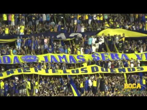 Esta es la banda más loca que hay / BOCA-NOB 2016 - La 12 - Boca Juniors