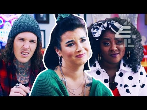 Tattoos Your Mum Wouldn't Want You to Have! | Best (or Worst) of Tattoo Fixers Pt. 2