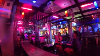 Carousel Bar Soi Diamond Walking Street Pattaya - Songkran 2013