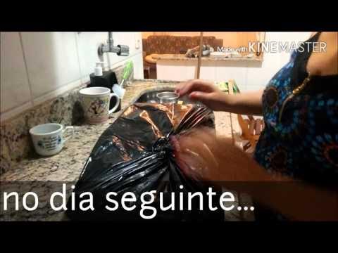 Limpar grade do fogão