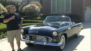 1955 Ford Thunderbird Convertible Classic Muscle Car For Sale In MI Vanguard Motor Sales