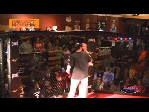 """Prison"" City Fight League Present's Melinda Oberlin #155 2 0 vs Lindsey Foley #155 1 0"
