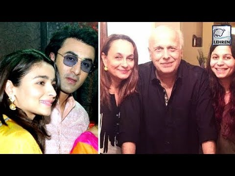 Ranbir Kapoor To Party With Alia Bhatt & The Exten