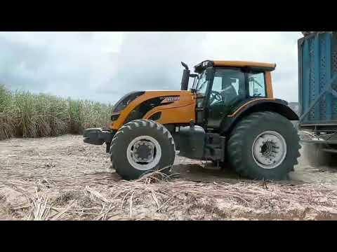 PEGADA BRUTA DO AGRO  BR 2 #AGRO TRATORISTA CORAJOSO NO CARREGAMENTO DE CANA SAFRA 20/21