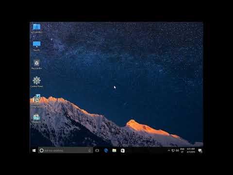 Windows 10 Altum Pro 1607