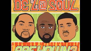De La Soul - Get Away (ft. Spirit Of The Wu)