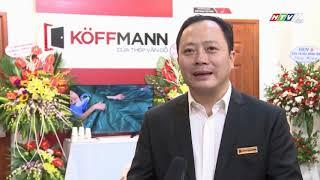 Cửa thép vân gỗ Koffmann | Đồng hành hàng Việt | HTV7