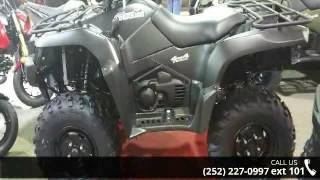 6. 2016 Suzuki KingQuad 750AXi Power Steering Limited Editio...