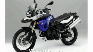 8. 2011 BMW R 1200 GS Triple Black  superbike Info