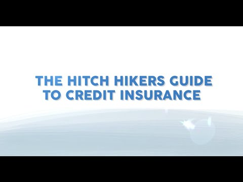 Credit Guarantee – The Hitch Hikers Guide to Credit Insurance