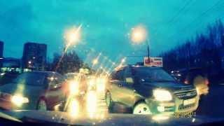 Наглый таксист Киров