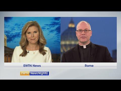 Vatican COVID-19 task force providing aid worldwide | EWTN News Nightly