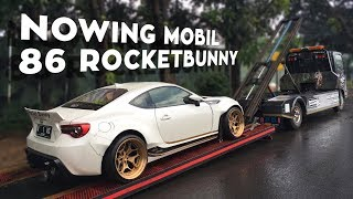 Video Nowing 2 Toyota 86 Rocket Bunny | Tow Your Car MP3, 3GP, MP4, WEBM, AVI, FLV Februari 2018