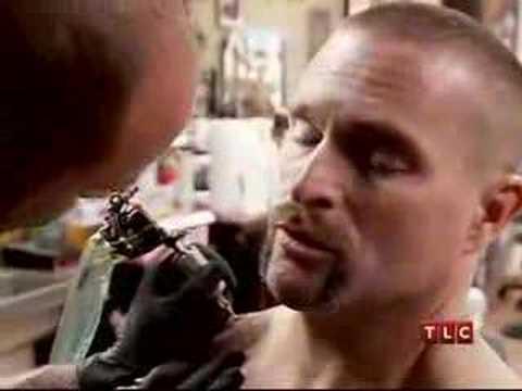 Chris Garver: Japanese Dragon Tattoo